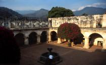 Antigua-Convento-de-Capuchinas, Guatemala