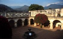 Convento de Capuchinas in Antigua
