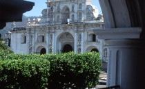 Antigua-Plaza, Guatemala