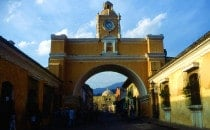 Santa Catalina in Antigua, Guatemala