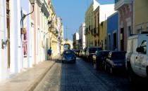 Historisches Zentrum von Campeche, Mexiko