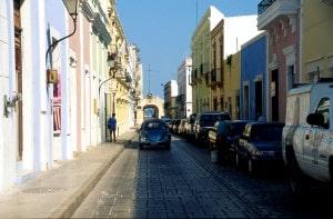 Historisches Zentrum von Campeche