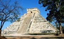 """""""El Castillo"""" in Chichén Itzá"""