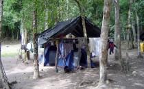 El-Mirador-Trek-Lager, Guatemala