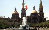 Plaza de la Liberación in Guadalajara, Mexico