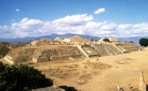 Monte Albán - Oaxaca, Mexico