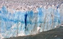 Perito Moreno Abbruch, Argentinien