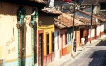 Straße in Sán Cristóbal de las Casas