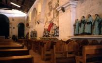 Santiago-de-Atitlan-Kirche, Guatemala