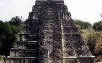 Tikal-Tempel-1-Front, Guatemala