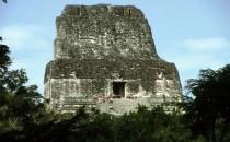 Tikal-Tempel-4, Guatemala