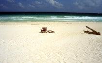 beach in Tulúm