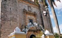 Kathedrale San Gervasio - Valladolid, Mexiko