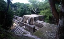 Cahal Pech bei San Ignacio, Belize