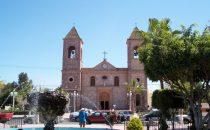 La Paz, Kathedrale, Baja California, Mexiko