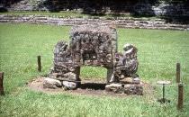Copan Altar G3, Honduras
