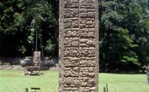 Copan-Stele-A, Honduras