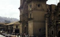 Cusco-Cuzco-Parade, Peru