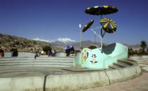 Spielplatz in La Paz