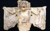 Museum-Copan-Fledermaus, Honduras
