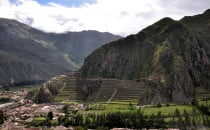Ollantaytambo, © Sabine Single