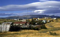 Siedling in Patagonien