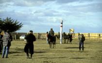 Rodeo in Patagonien