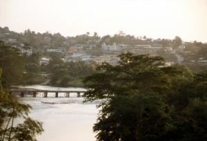 Blick auf San Ignacio