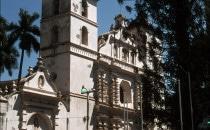 Kirche in Tegucigalpa, Honduras