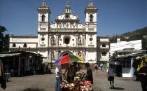 Tegucigalpa-Kirche, Honduras