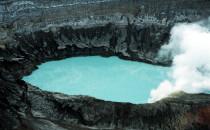 Vulkan-Poas-Krater