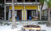 Posada Mawimbi Bungalow Terrasse, Mexiko