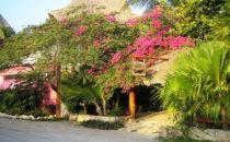 Posada Mawimbi, Isla Holbox, Mexiko