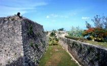 Fuerte de San Felipe in Bacalar, Mexiko