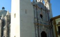 Ex Templo de San José in Campeche, Mexiko