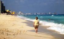 Strand von Cancún