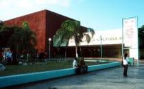 Maya Museum von Chetumal, Mexiko