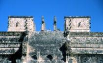 Tempel des Jaguar, Chichén Itzá, Mexiko