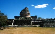 Observatorium, Chichén Itzá, Mexiko