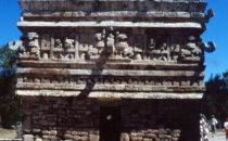 kleiner Tempel, Chichén Itzá, Mexiko
