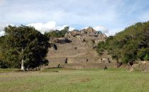 Toniná, Chiaps, Mexico