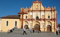 Kathedrale, San Cristóbal de las Casas, Mexiko