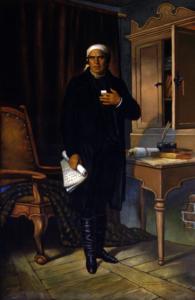 José Morelos, von Petronilo Monroy (http://www.inehrm.gob.mx/) [Public domain], undefined