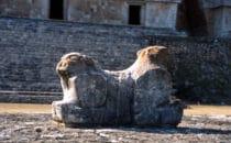 Jaguaraltar in Uxmal