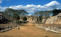 Ballspielplatz von Uxmal, Mexiko