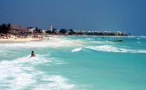 Playa del Carmen 2005