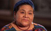 Rigoberta Menchú, By Carlos Rodriguez/ANDES (RIGOBERTA MENCHU PREMIO ODENBRECHT) [CC BY-SA 2.0], via Wikimedia Commons