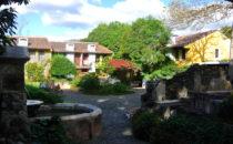 Quinta de las Flores - Garten