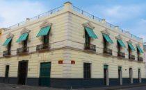 Casa del Capitán, Puebla, Mexico