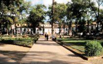 Plaza Vasco de Quiroga, Pátzcuaro, Mexiko